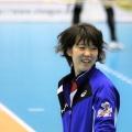 16番ウイングスパイカー中屋夏澄選手(Kasumi Nakaya) (2)