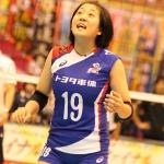安井由香子選手Yukako Yasui (1)