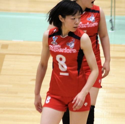 坂根朱里選手(Akari Sakane)