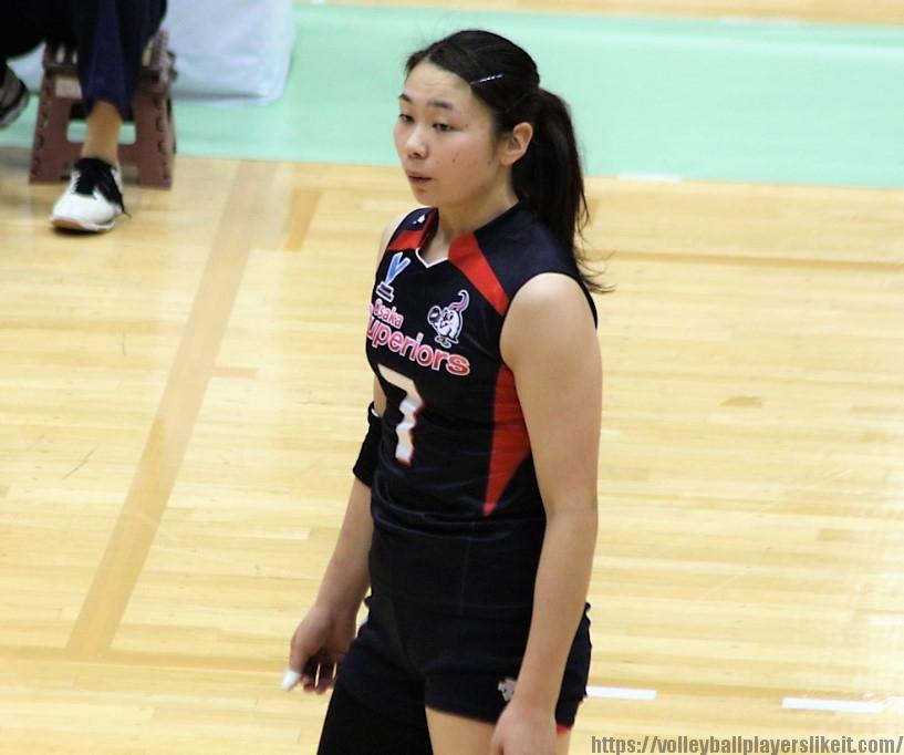 大阪スーペリアーズ 山本紗良選手(Sara Yamamoto)の動画と画像です