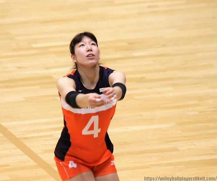 櫻井樹里選手(Jyuri Sakurai)
