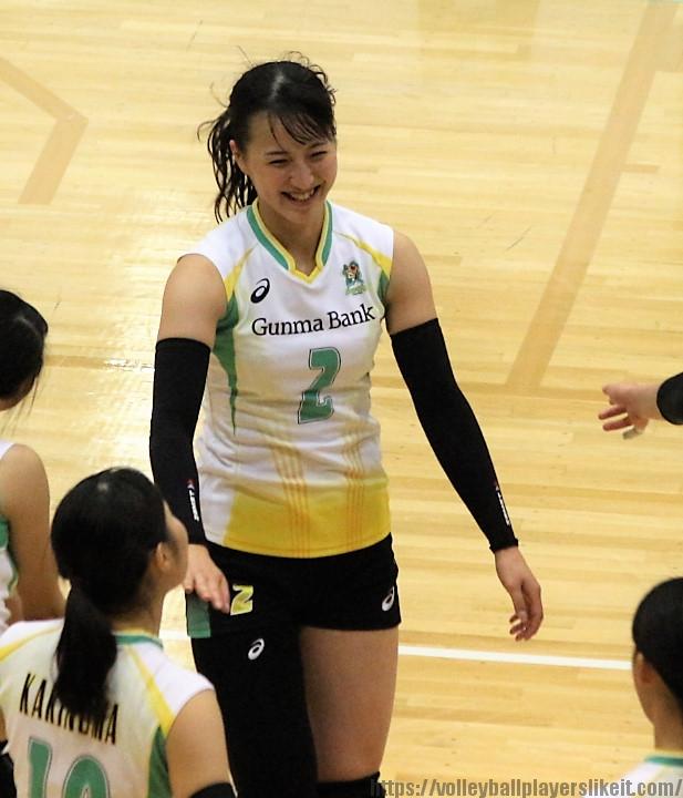 磯野明日香選手(Asuka Isono) (1)