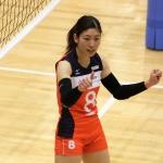 田村愛美選手(Megumi Tamura)