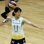 三好紗弥香選手(Sayaka Miyoshi)