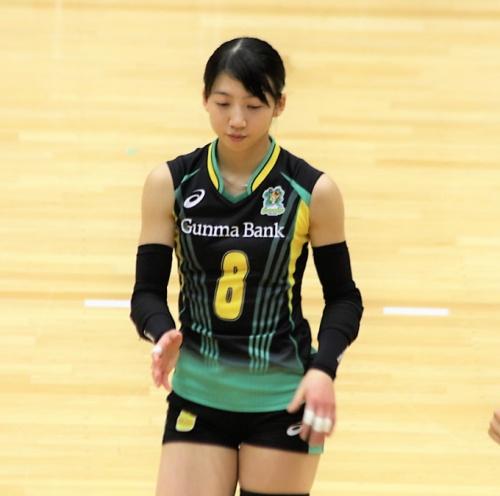 群馬銀行グリーンウイングス 谷内真美選手(Mami Taniuchi)の動画と画像です