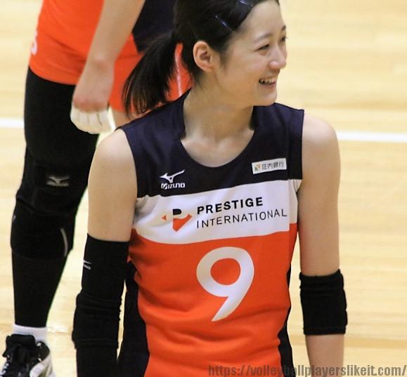 戸田さやか選手(Sayaka Toda)