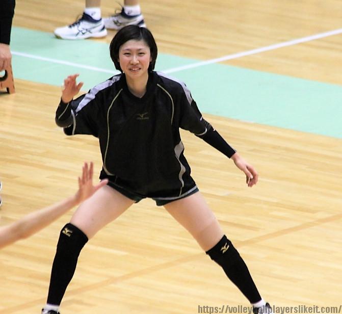 縄田香世子選手(Kayoko Nawata)