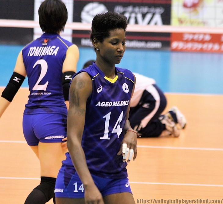 カルカセス ケニア選手(CARCACES KENIA)