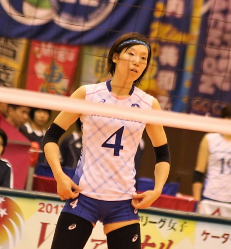 近藤志歩選手(Shiho Kondo)