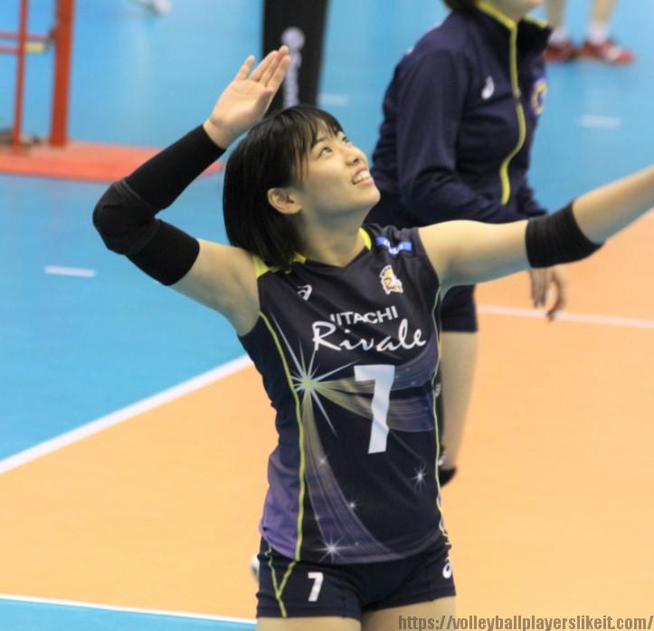 齋藤加奈子選手(Kanako saitou)