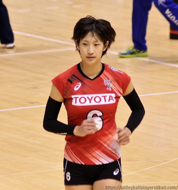 佐藤仁美選手(Hitomi Sato)