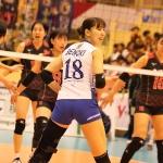 辺野喜未来選手(Miku Benoki)
