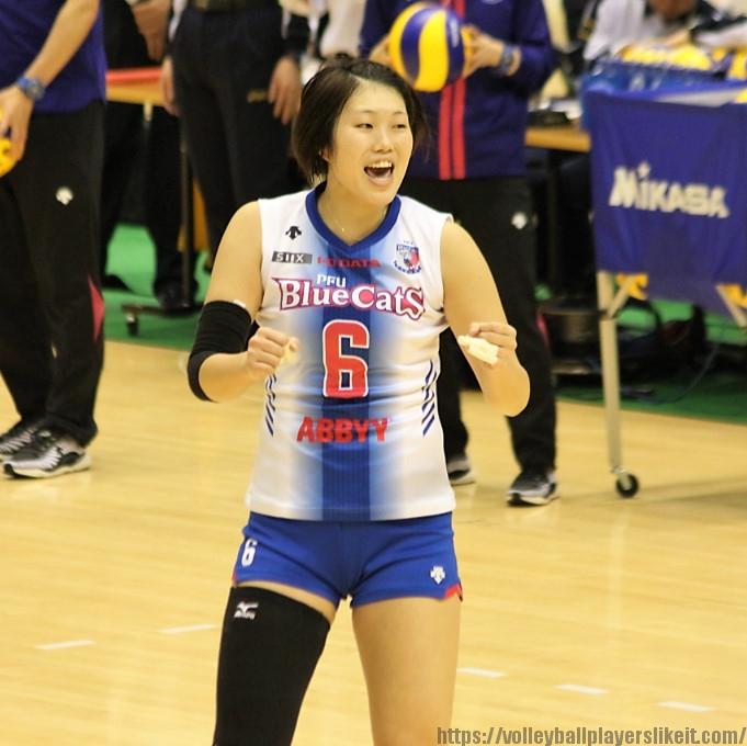 村上華澄選手(Kasumi Murakami)