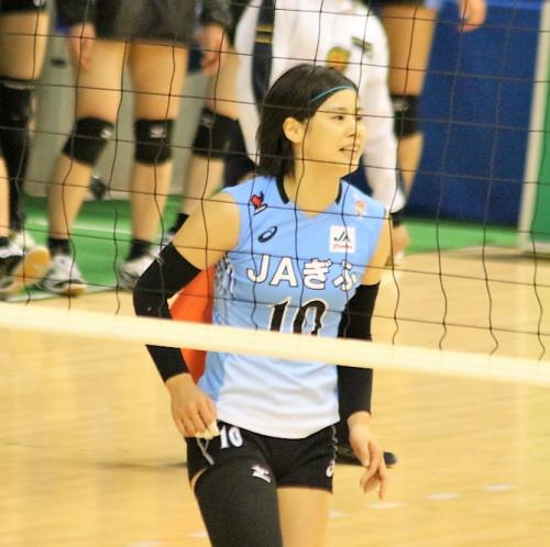 JAぎふリオレーナ 中村早紀子選手(Sakiko Nakamura)の動画です