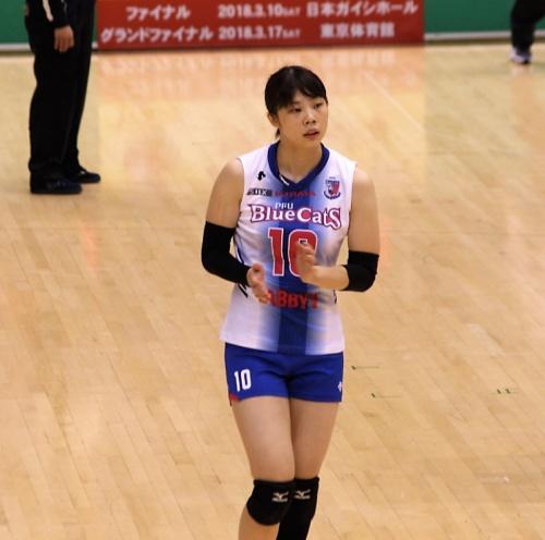 秋山愛海 Aimi Akiyama