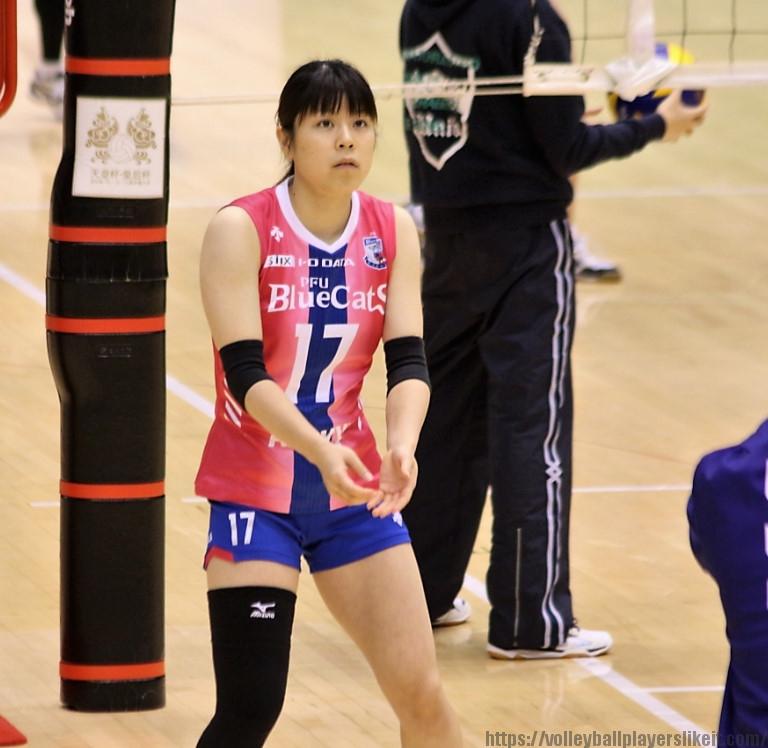谷七海選手(Nanami Tani)