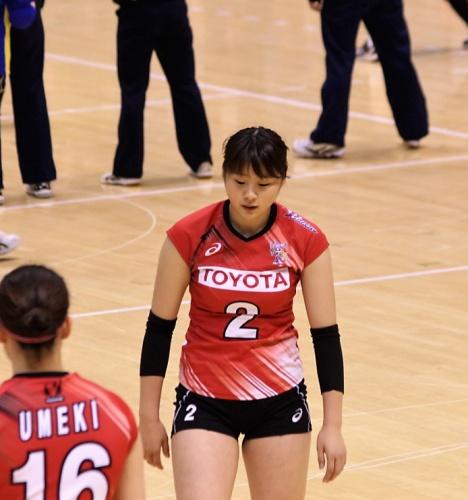 新井祥選手