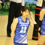 大楠鼓雪選手(Koyuki Okusu)