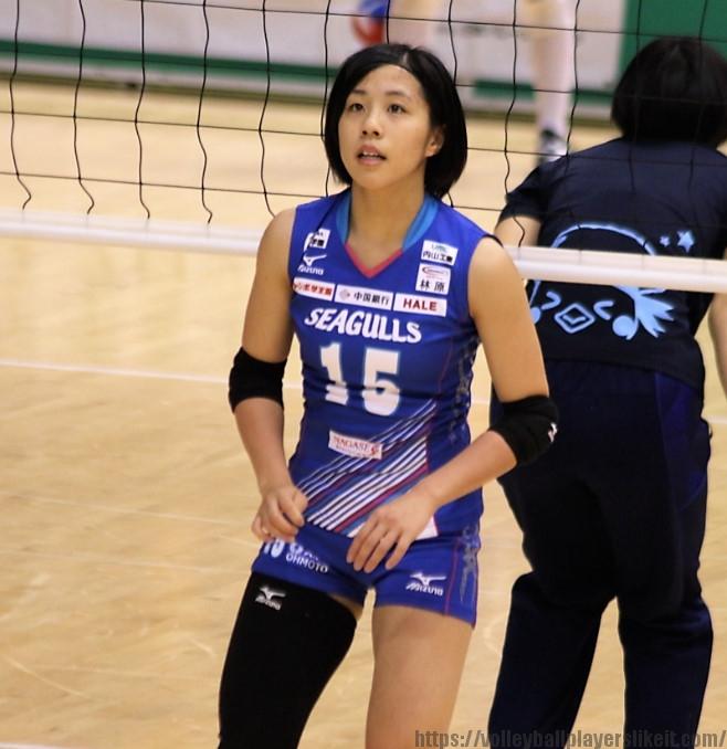 髙田茉優選手(Mayu Takada)