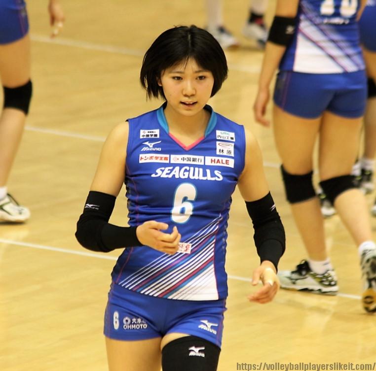 渡邊真恵選手(Sanae Watanabe) (24)