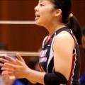 中村彩選手