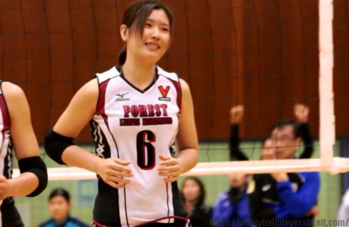 山田真紀選手(Maki Yamada)
