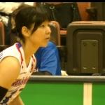 高橋千晶選手(Chiaki Takahashi)