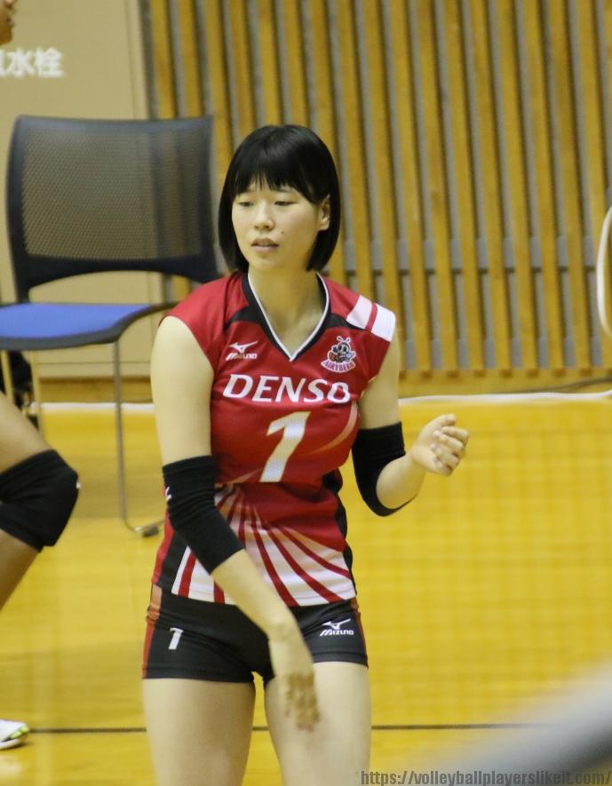 中元南選手 Minami Nakamoto