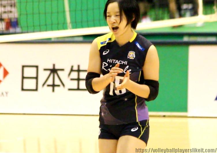 土井さくら選手(Sakura Doi)