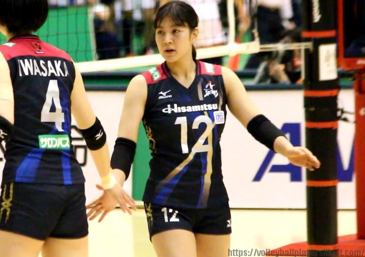 今村優香選手(Yuka Imamura)