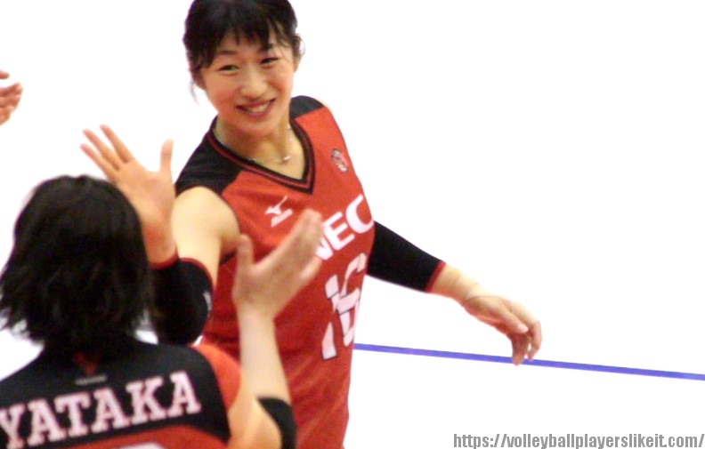 奥山優奈選手(Yuuna Okuyama)