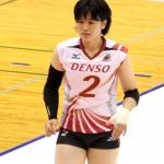 積山春花選手(Haruka Sekiyama)