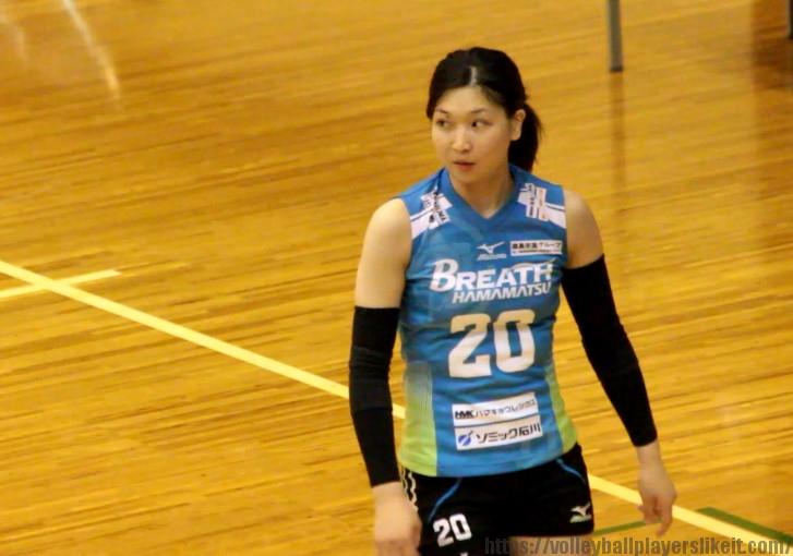 澁谷美妃選手(Miki Shibuya)