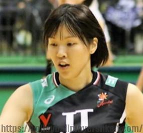 芥川愛加選手