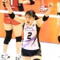 小野寺友香選手(Yuka Onodera)