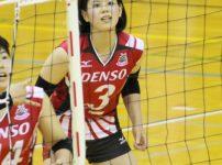 坂本奈々香選手 Nanaka Sakamoto