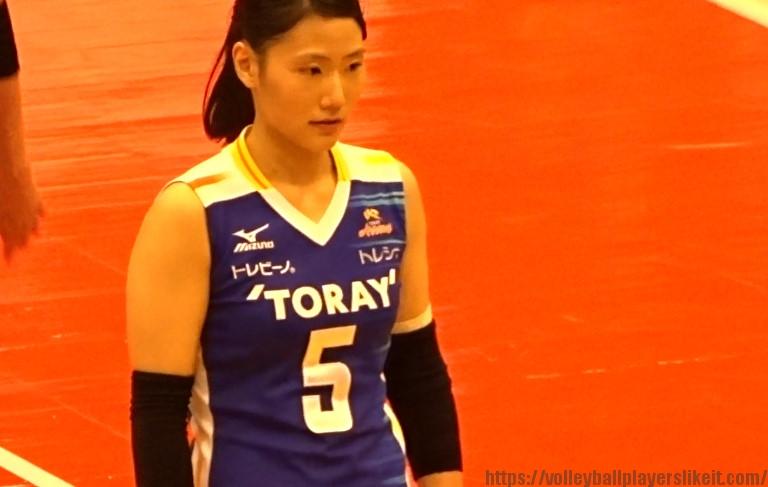 田代佳奈美選手