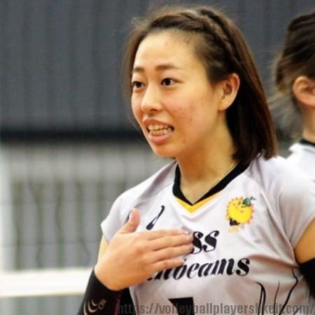 重松史乃選手   Shino Shigematsu