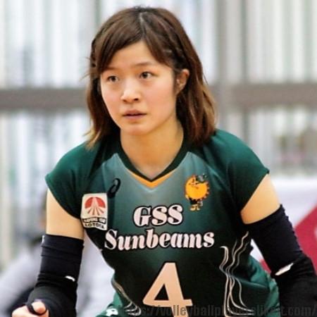 平岩沙紀選手     Saki Hiraiwa