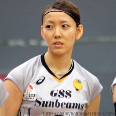 秋満由紀子選手     Yukiko Akimitsu