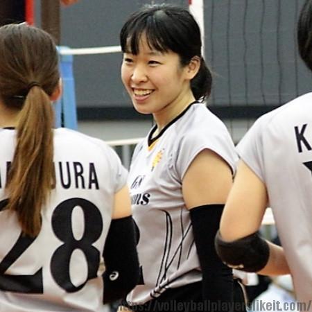 百瀬彩夏選手    Ayaka Momose