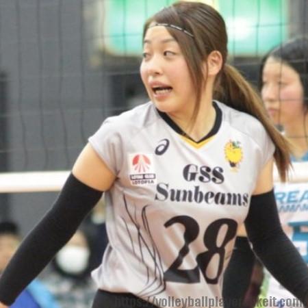 松浦未波選手   Minami Matsuura
