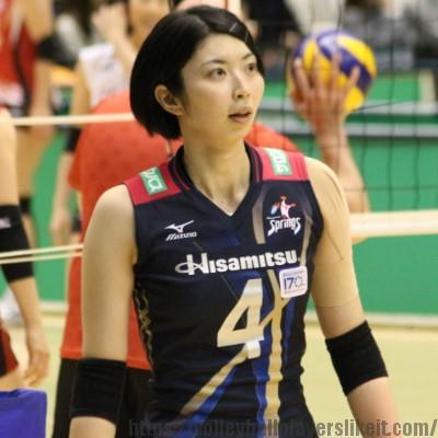 岩坂名奈選手     Nana Iwasaka
