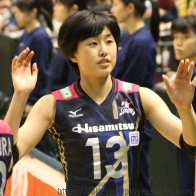 帯川きよら選手    Kiyora Obikawa