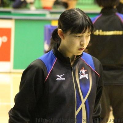 濵松明日香選手    Asuka Hamamatsu