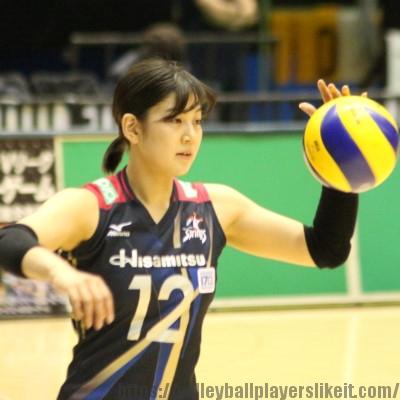 今村優香選手      Yuka Imamura