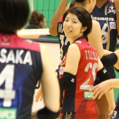 筒井さやか選手   Sayaka Tsutsui