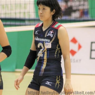 古藤千鶴選手  Chizuru Koto