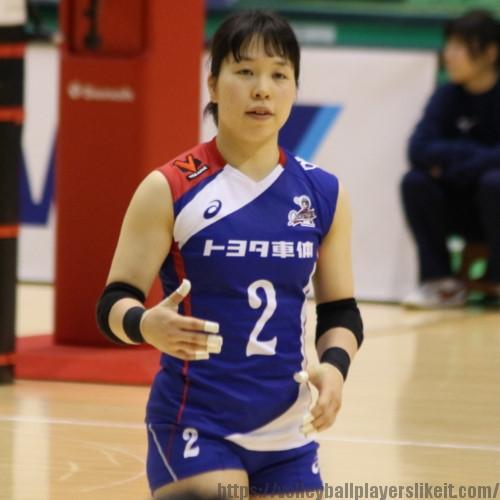 佐藤澪選手       Mio Sato
