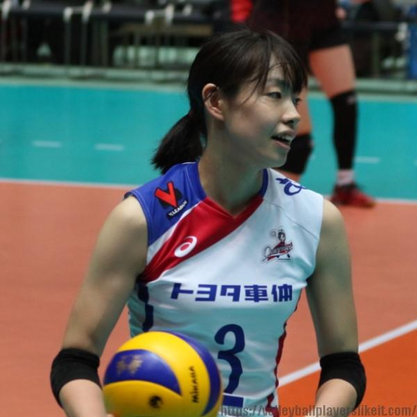 高橋沙織選手 Saori Takahashi